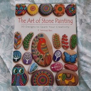 The Art of Stone Painting Book